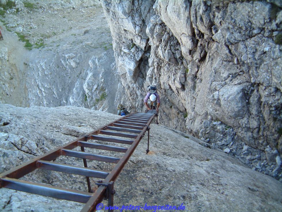 Hindelanger Klettersteig Wengenkopf : Peters bergseiten hindelanger klettersteig